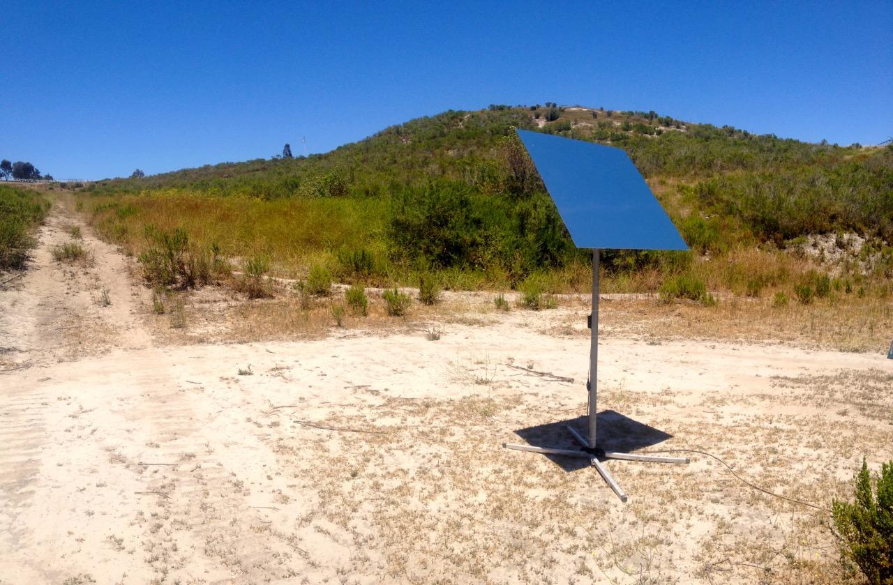 H1 Heliostat, Field View