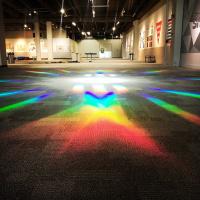 OKC Science Museum, Heliostat Installation (H1 Heliostat)
