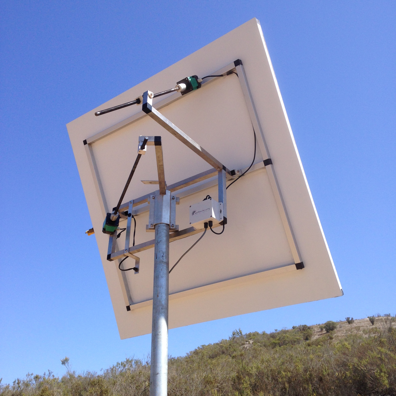 Heliostats Lightmanufacturing Systems