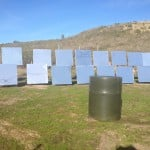 Array with 700 liter tank