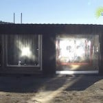 Solar Plastic Molding System